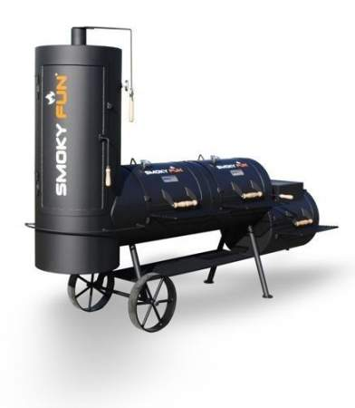 "Grill - wędzarnia BIG CHIEF 24"" - SMOKY FUN"