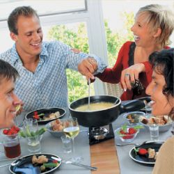 FONDUE mix 400g from Emmi