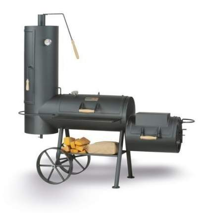 BBQ-Smoker BIG CHIEF 6 - SMOKY FUN