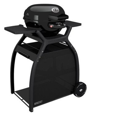 Electric Grill P-420 E MINICHEF +