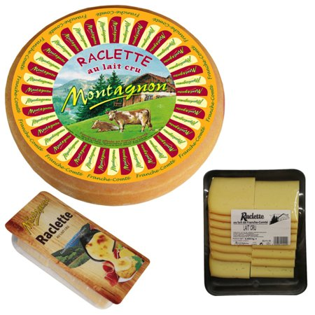 Ermitage Raclette cheese, sliced, 0,2 kg