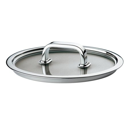Glass lid 28 cm - Finesse -  Spring