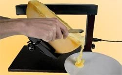 Rutz Raclette cheese 1/2 loaf, about 2,6 kg