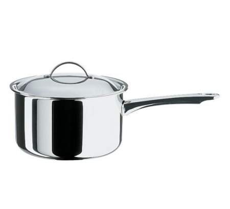 Saucepan with lid 18 cm - Cristal -  Spring