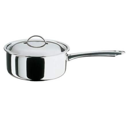 Saucepan with lid 20 cm - Cristal -  Spring