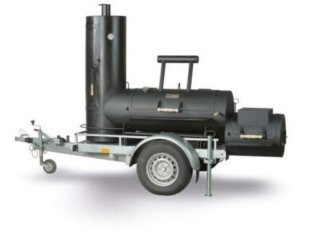 "Trailer Big Chief 20"" - SMOKY FUN"