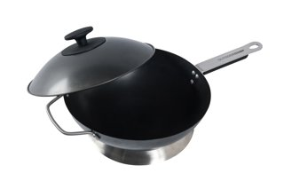 BARBECUE WOK - OUTDOORCHEF