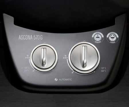 ASCONA 570 G DARK GREY - OUTDOORCHEF - GRILL GAZOWY 9,7 kW