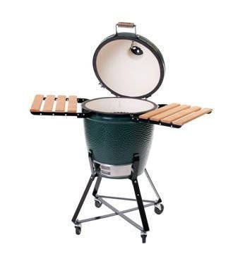 Grill z ceramiki rozmiar MEDIUM - Big Green Egg (USA)